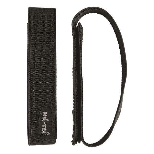 BW Hosengummiband mit Klett schwarz Paar