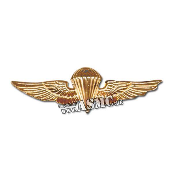 Abzeichen Springer Metall US Navy Para