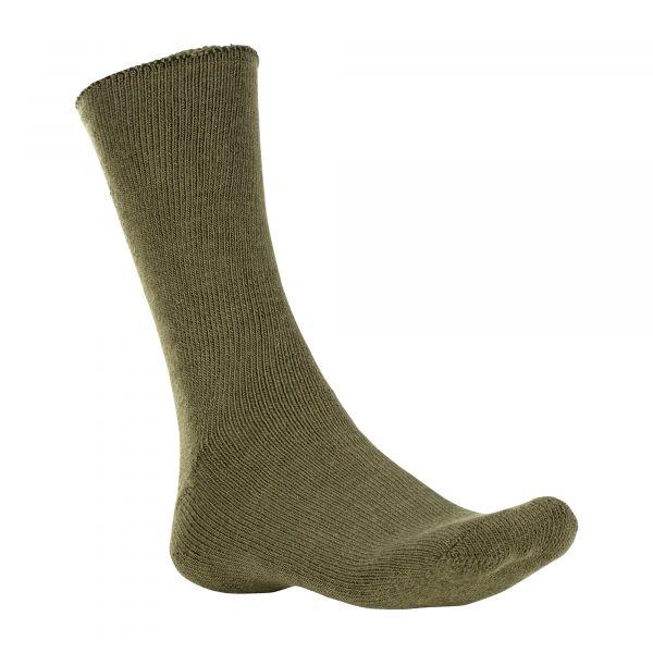 Woolpower Socken Skilled Classic 400 dunkelgrau schwarz