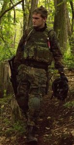 Combat Shirt Flecktarn