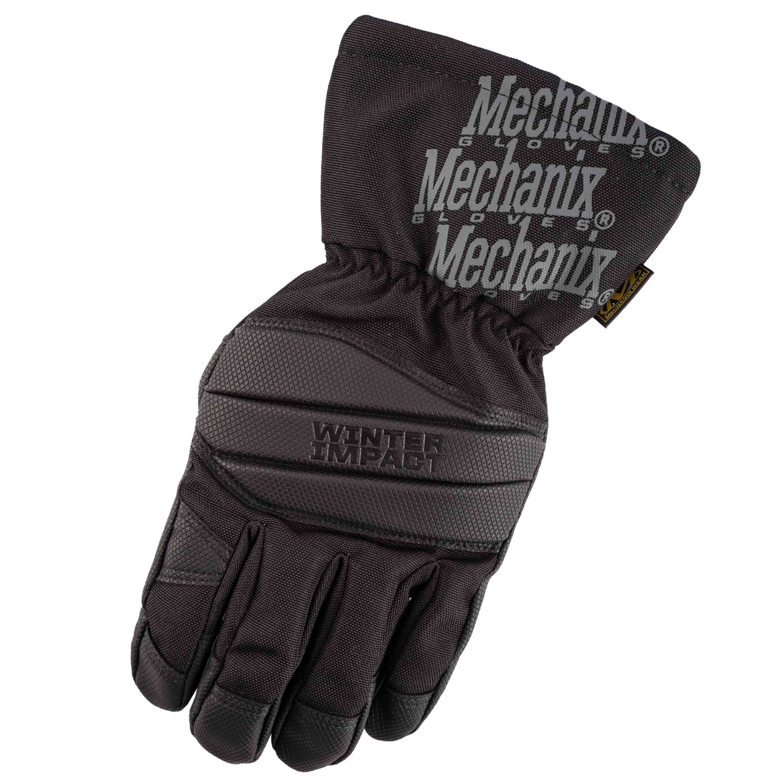 Mechanix Handschuhe Winter Impact Gen. 2 schwarz