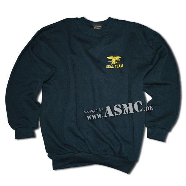Sweatshirt bestickt SEAL TEAM