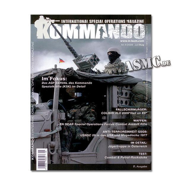Kommando Magazin K-ISOM Ausgabe: 07