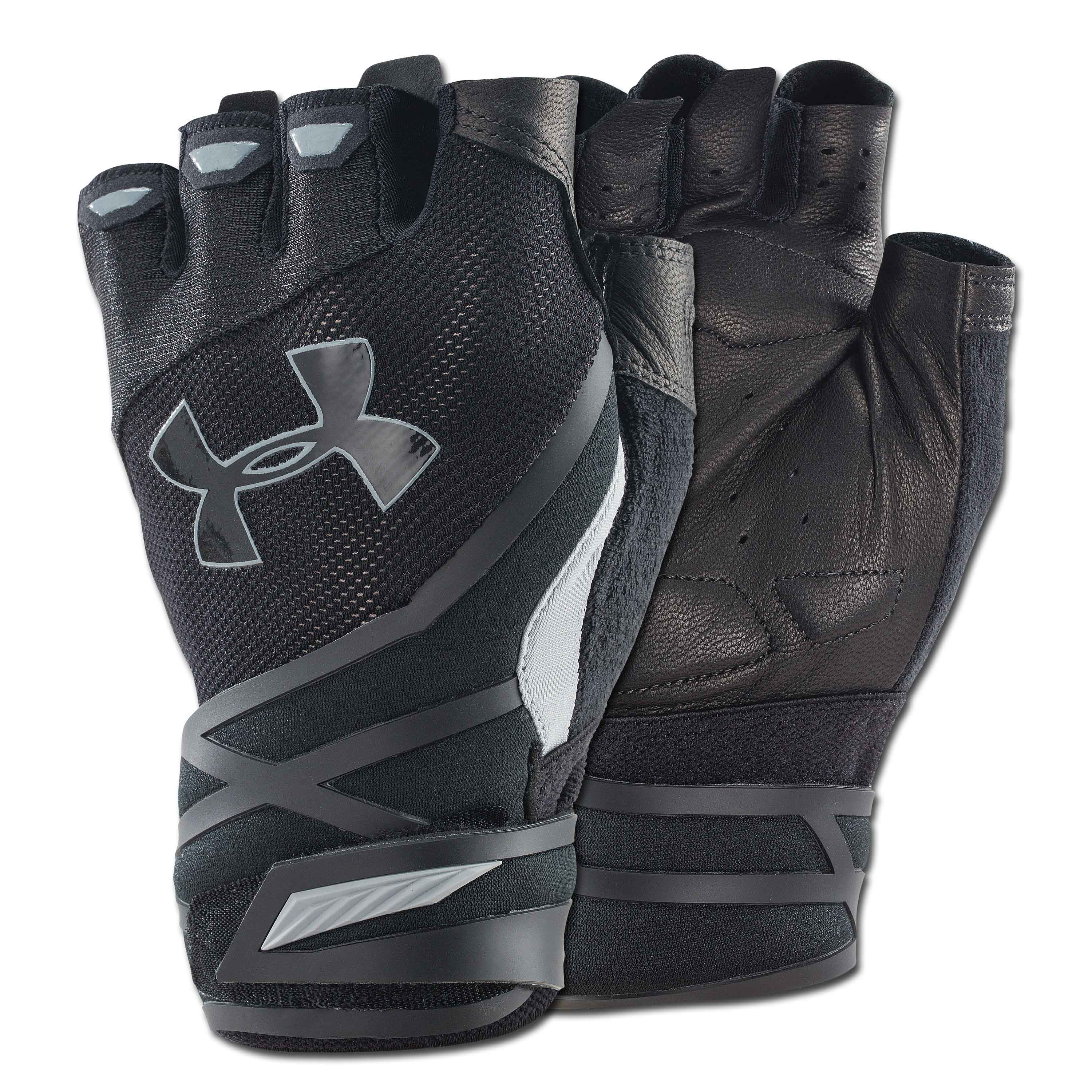 Under Armour Resistor Glove schwarz