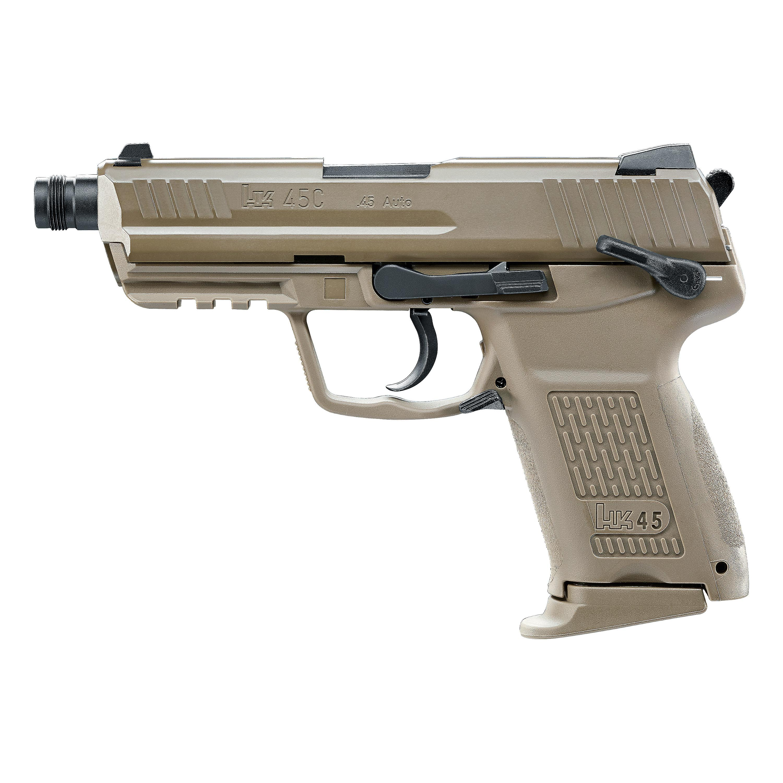 Heckler&Koch Airsoft HK45CT 6 mm FDE