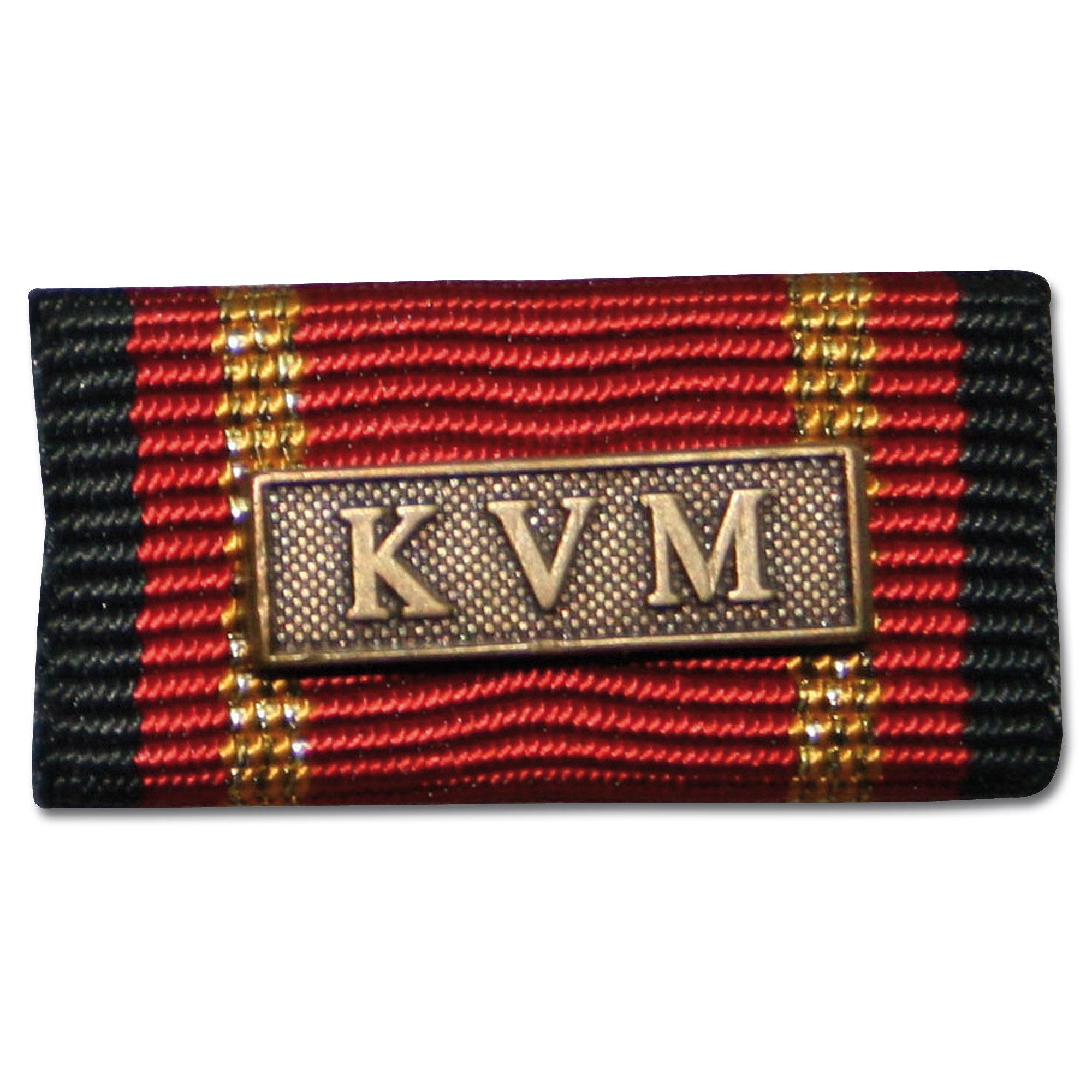 Ordensspange Auslandseinsatz KVM bronze