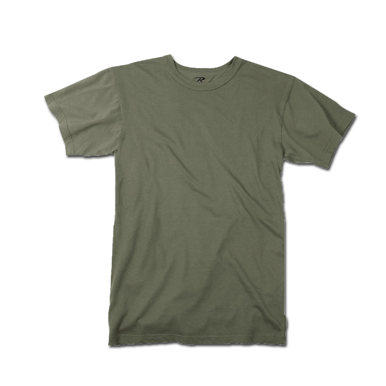 T-Shirt Rothco Moisture Wicking oliv
