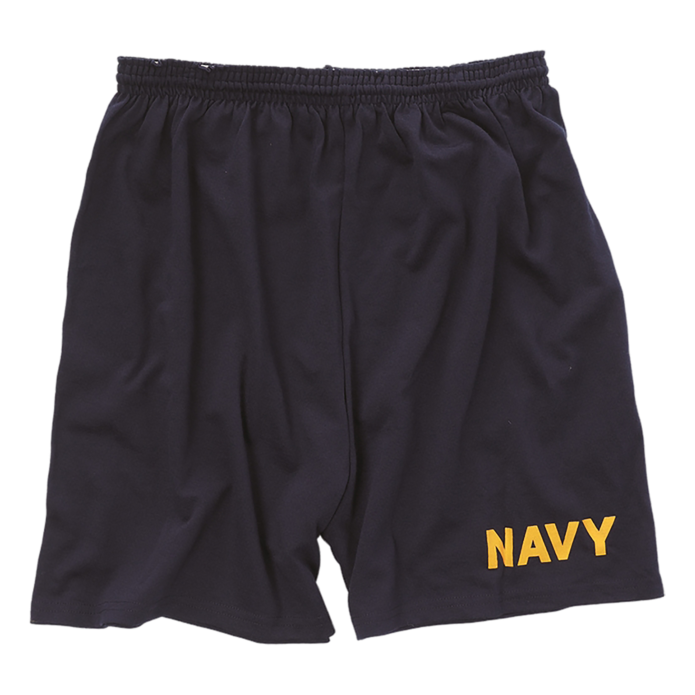 US GI Joggings-Shorts Navy Original