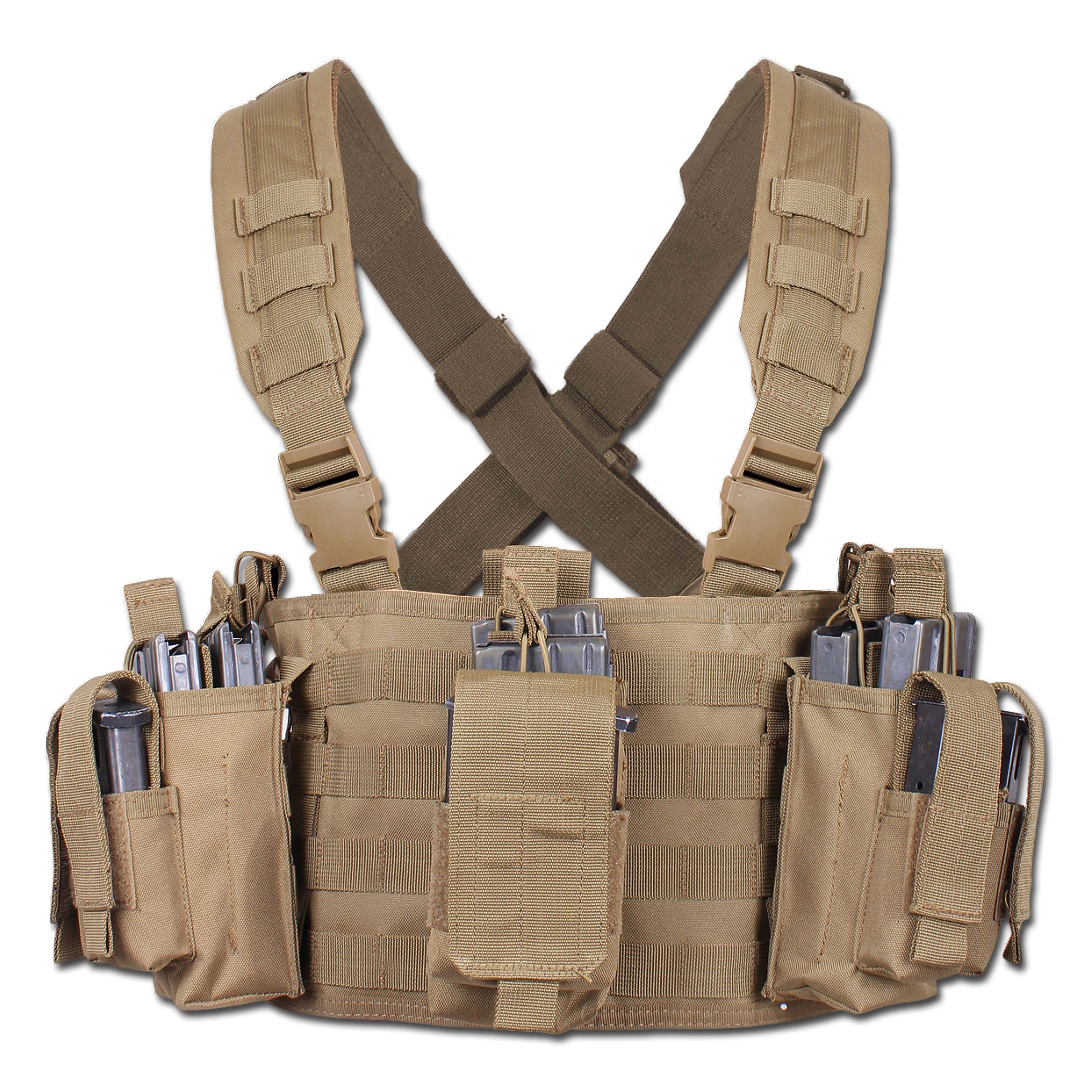 Chest Rig Rothco Operators Tactical coyote