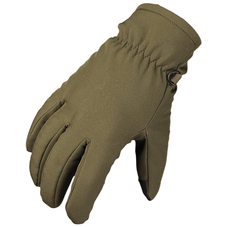 Handschuhe Softshell Thinsulate oliv