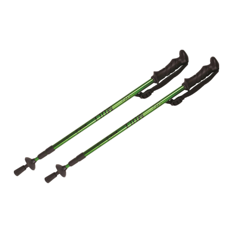 Highlander Walking Stöcke Mull Paar grün