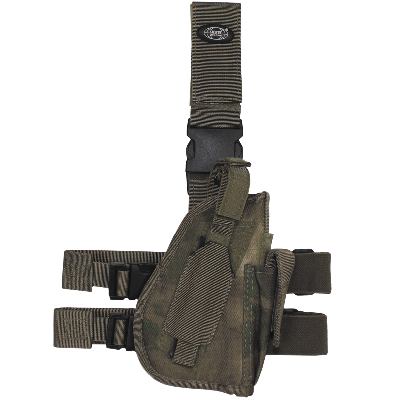 MFH Pistolenbeinholster rechts HDT-camo FG