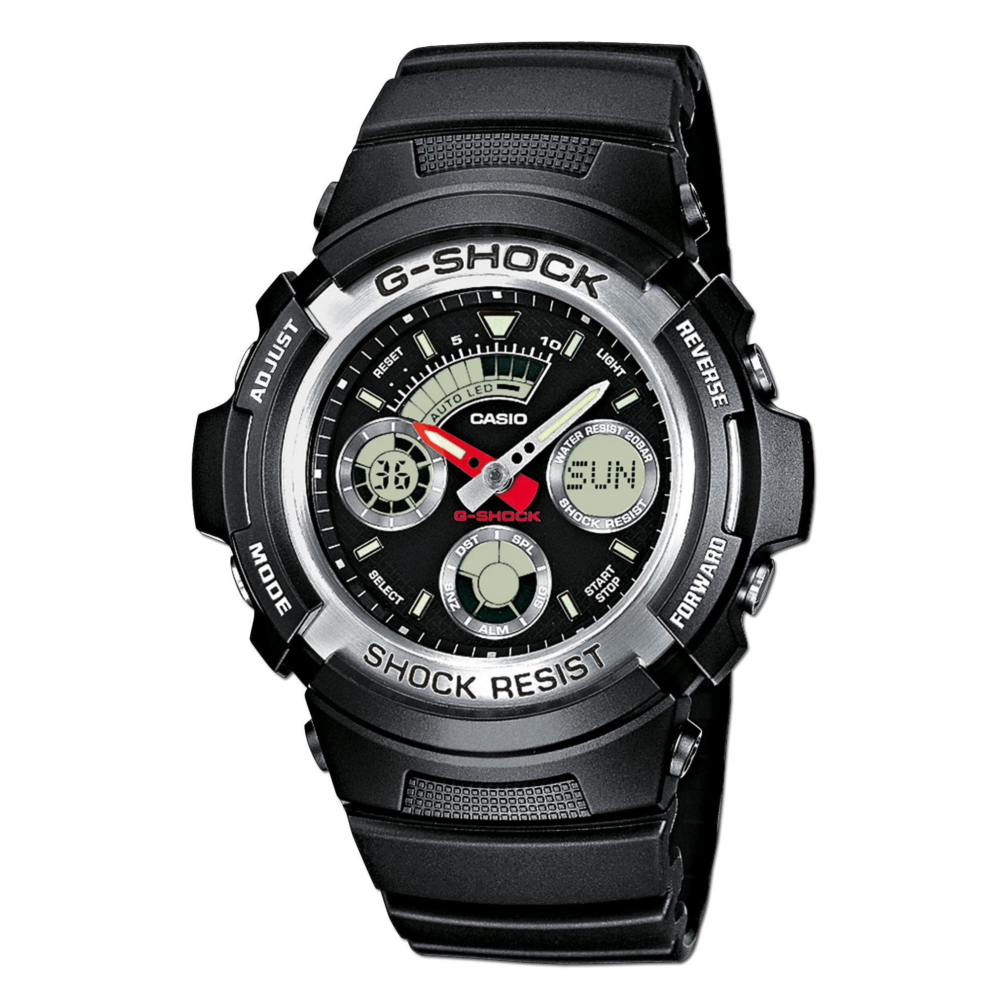 Uhr Casio G-Shock Speed Shifter