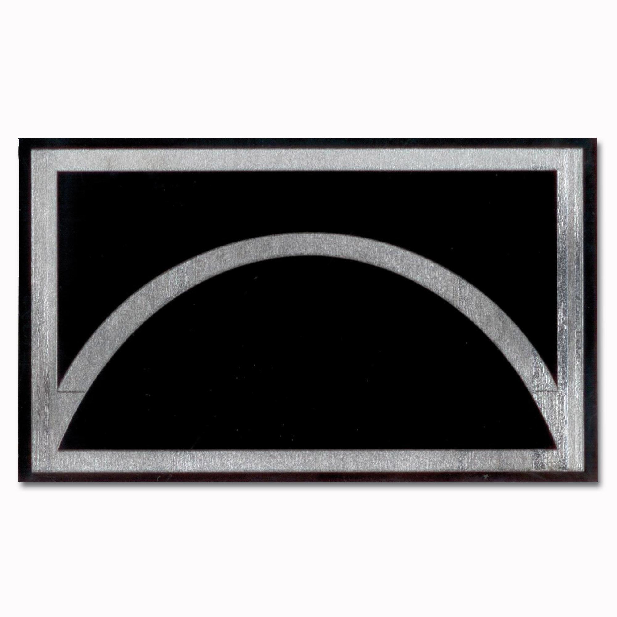 Aufkleber militärisches Symbol Flugabwehrtruppe