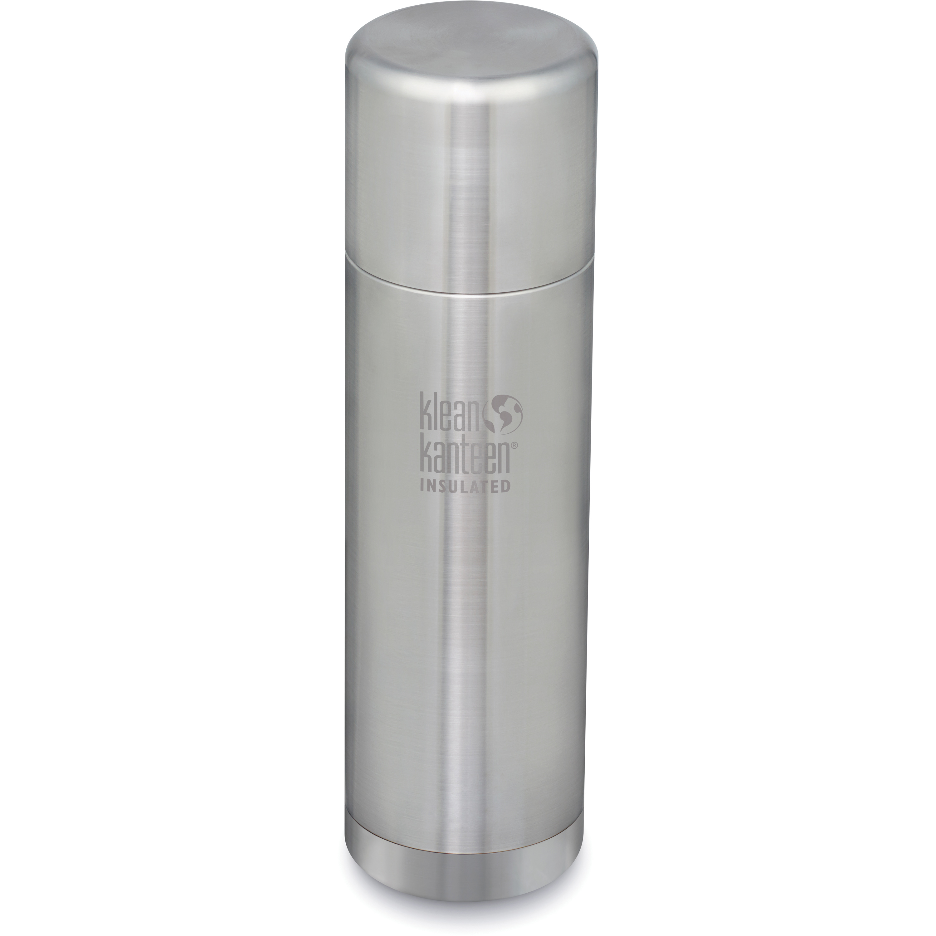 Klean Kanteen Isolierflasche TKPro 1 L brushed stainless