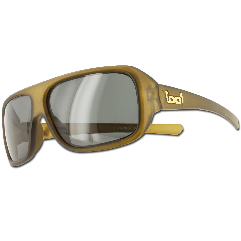 Sonnenbrille Gloryfy G6 braun