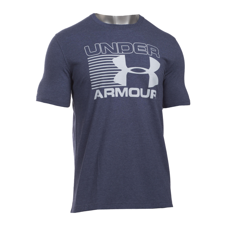 Under Armour Shirt Blitz Logo navy