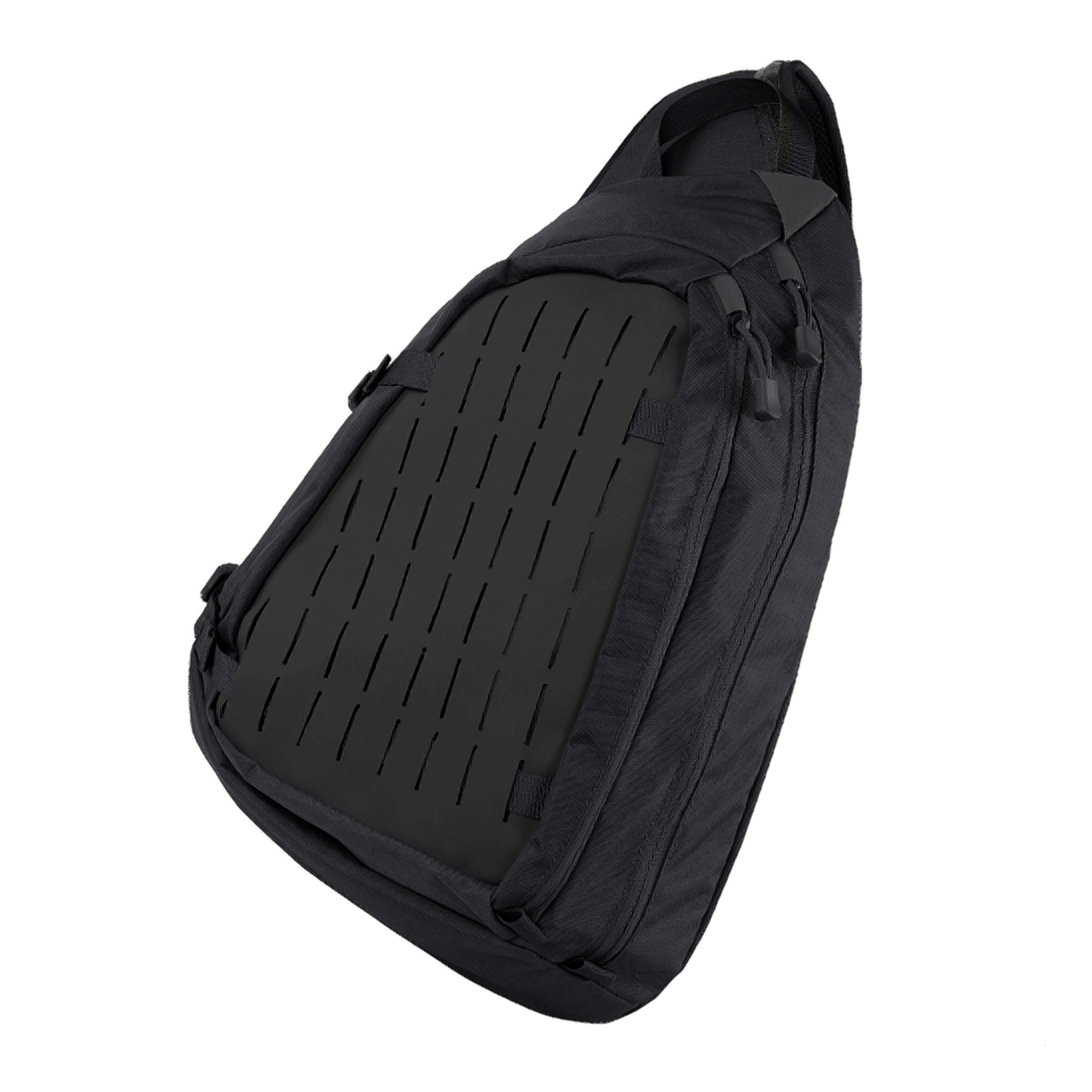 Condor Agent Cover Sling Pack Schwarz