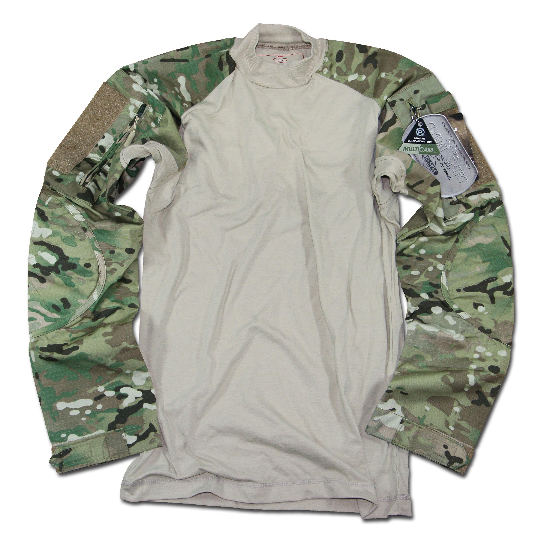 Combat Shirt Multicam TruSpec