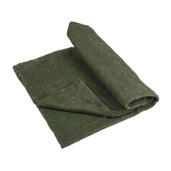 Unterkunftsdecke 200X150 cm PES oliv