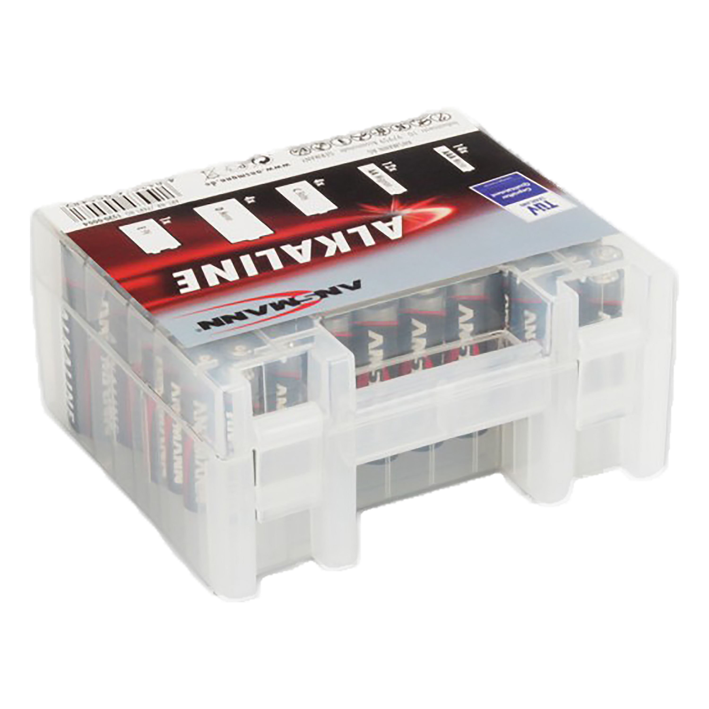 Ansmann Batteriebox 35er