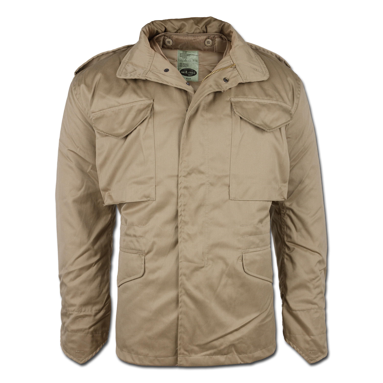 Feldjacke Mil-Tec M-65 Style khaki