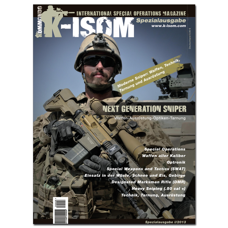Kommando Magazin K-ISOM Spezial-Ausgabe 01-13