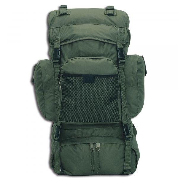 Rucksack Commando oliv 55 L