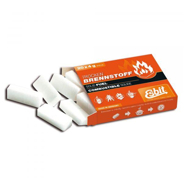 Esbit Trockenbrennstoff Tablette 20 x 4 g