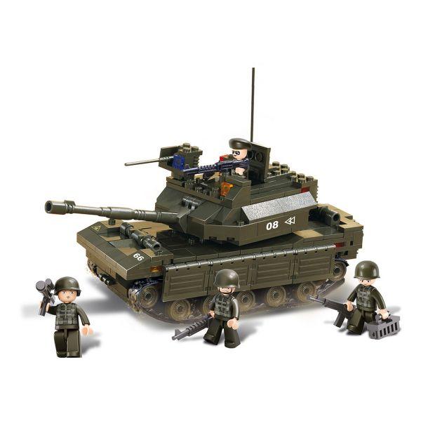 Sluban Panzer M38-B6500