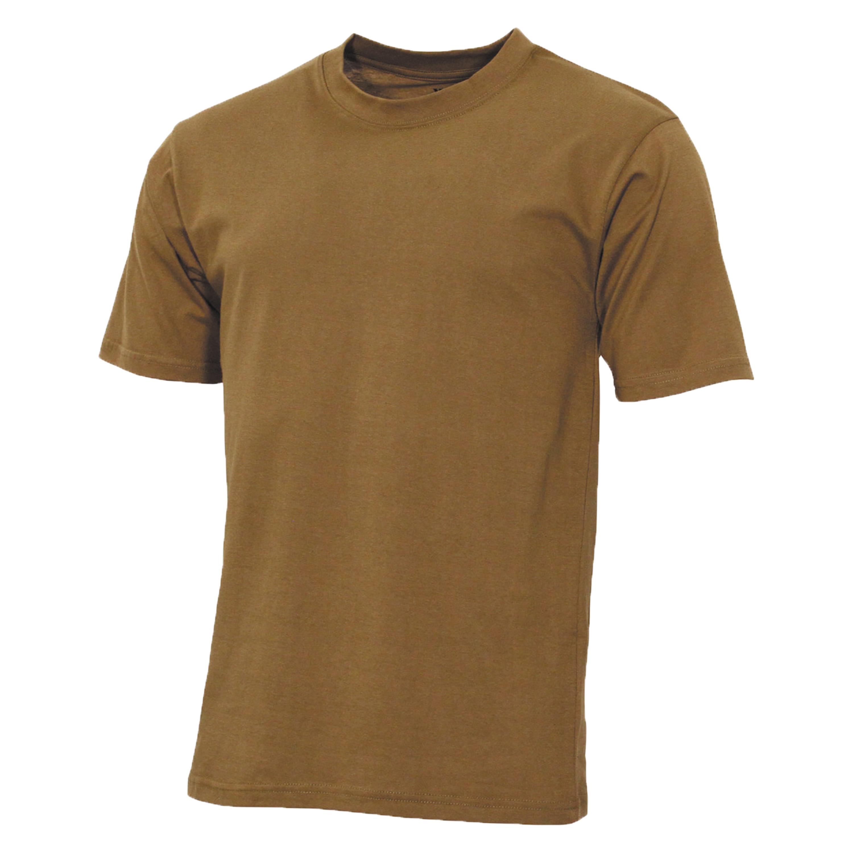 MFH T-Shirt US Streetstyle coyote