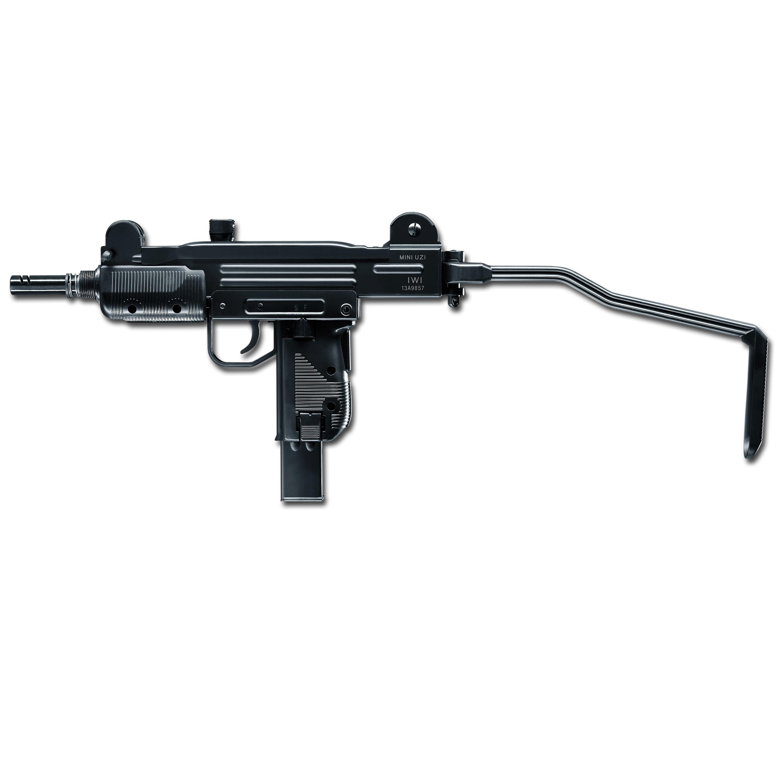 Co2 Maschinenpistole IWI Mini Uzi