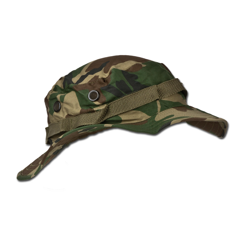 Boonie hat woodland Import