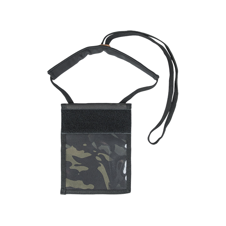 Ausweishülle Neck Wallet multicam black