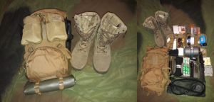 MFH Combat Rucksack