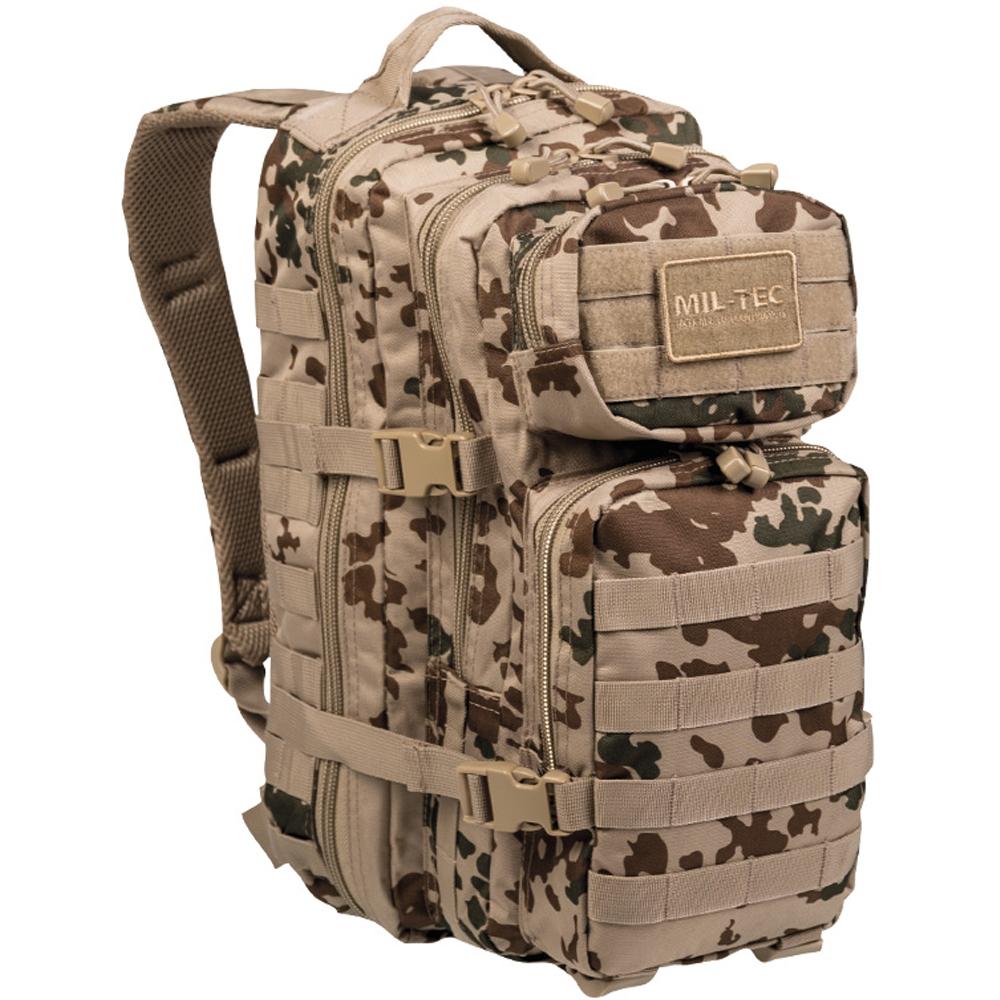 Rucksack US Assault Pack fleckdesert