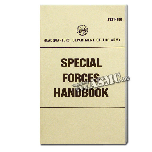 Buch Special Forces Handbook