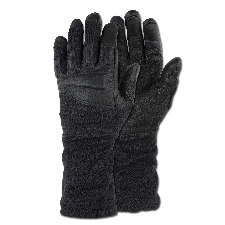 Handschuhe Blackhawk Fury schwarz hitzebeständig
