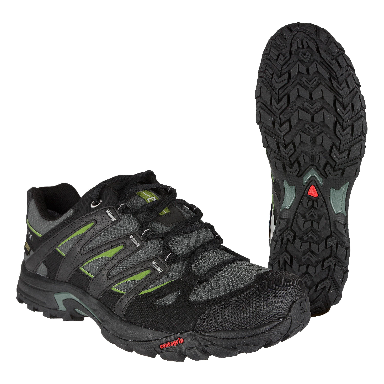Schuhe Salomon Eskape GTX grün