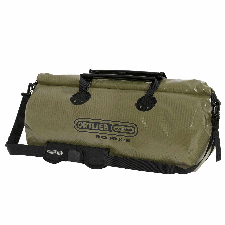 Ortlieb Packsack Rack-Pack 49 Liter oliv