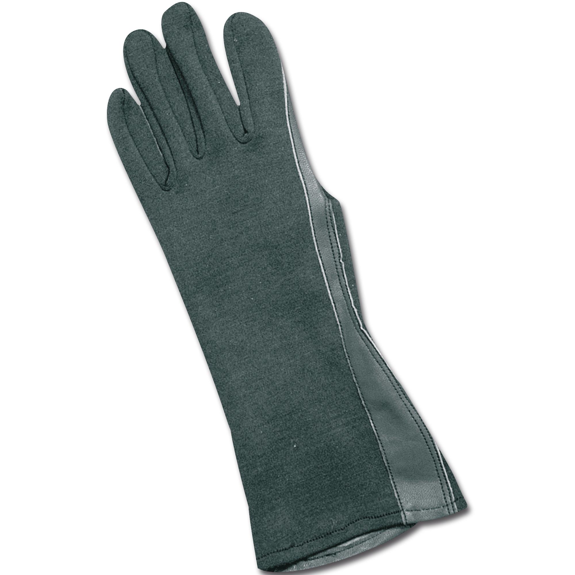 Handschuhe flammhemmend schwarz