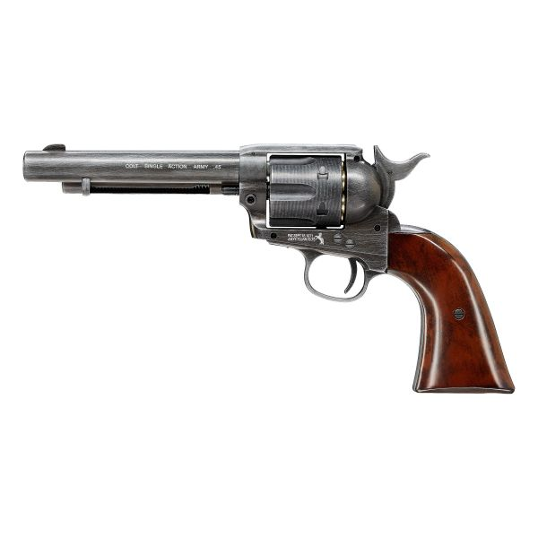 Colt Co2 Revolver Single Action Army .45-5.5 4.5 mm