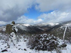 Adventure in snow