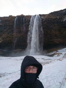 Island Februar 2018 bei -7°