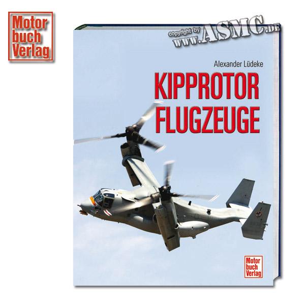 Buch Kipprotorflugzeuge