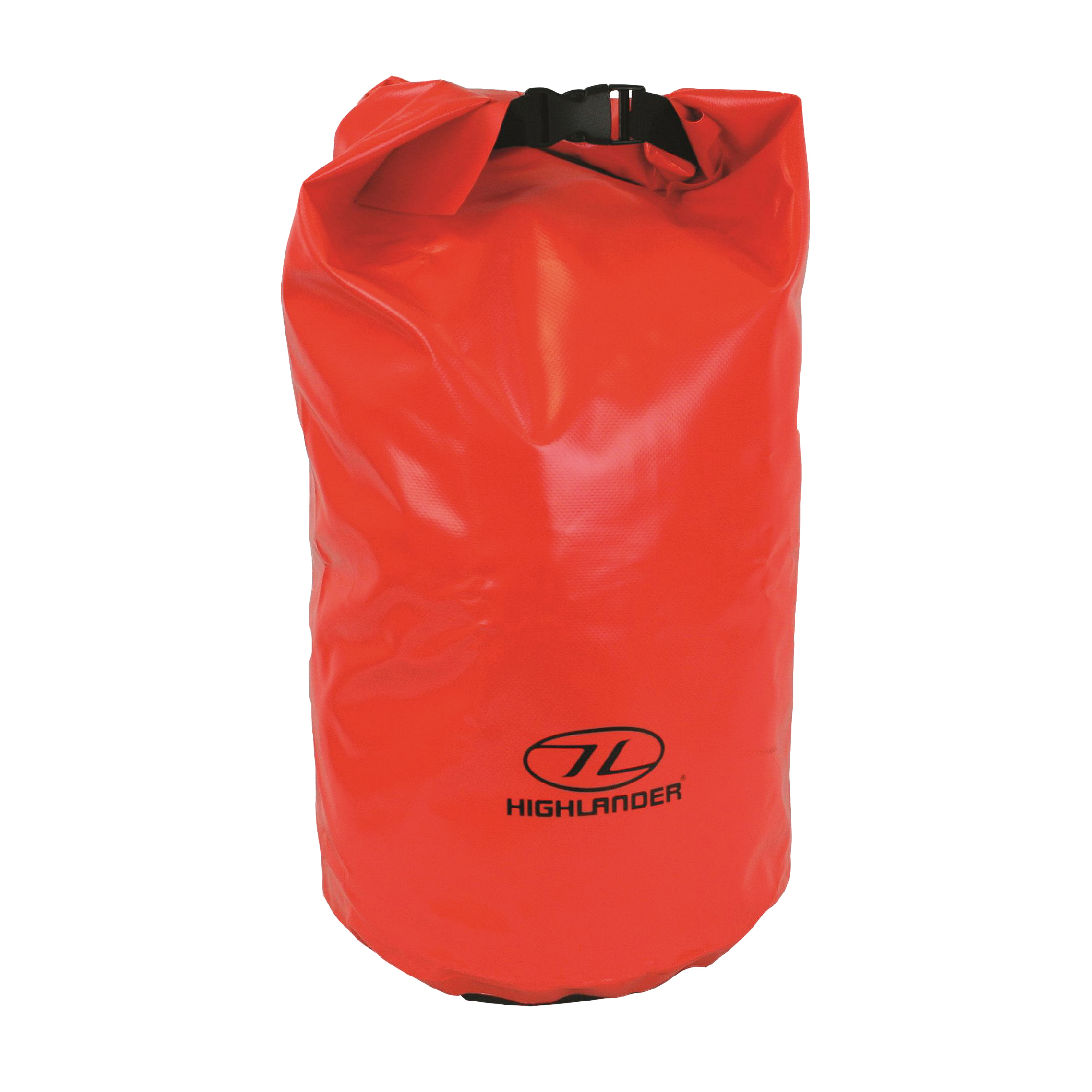 Highlander PVC Packsack wasserfest 30L orange