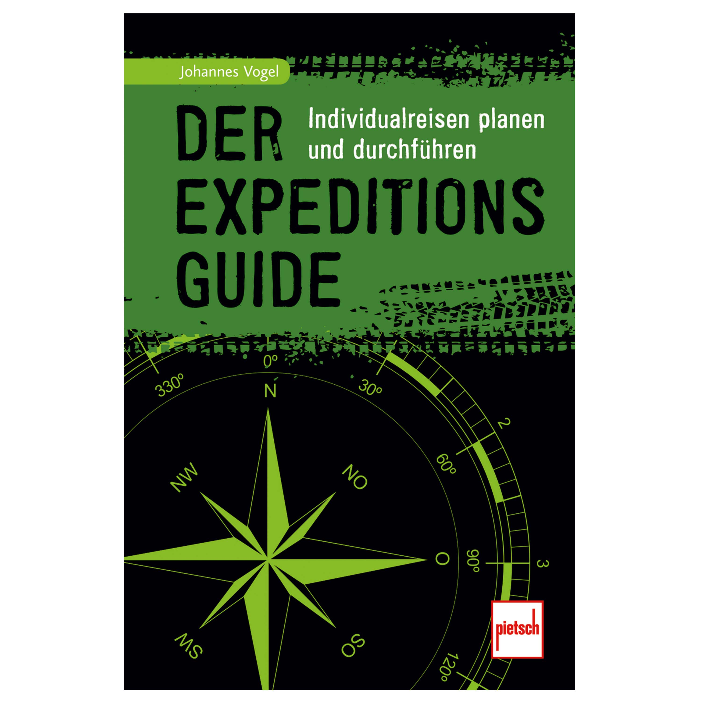 Buch Expeditions-Guide - Individualreisen planen und durchführen