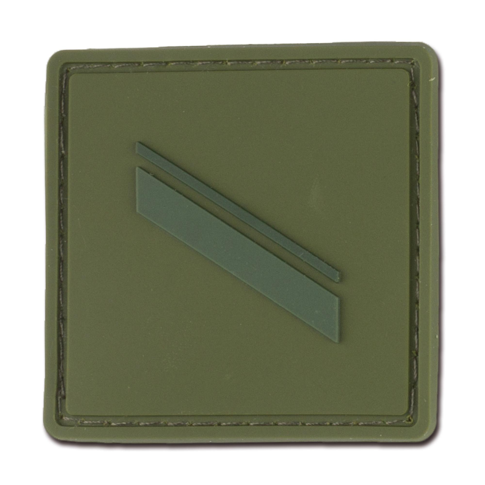 Dienstgradabzeichen Frankreich Soldat de prem. classe oliv tarn