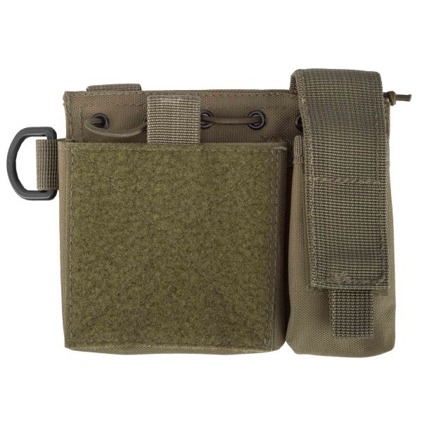 MOLLE Admin Pouch oliv