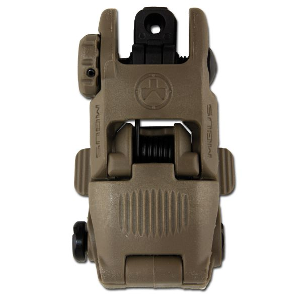 Magpul PTS MBUS Rear Sight Gen. 2 Flat Dark Earth